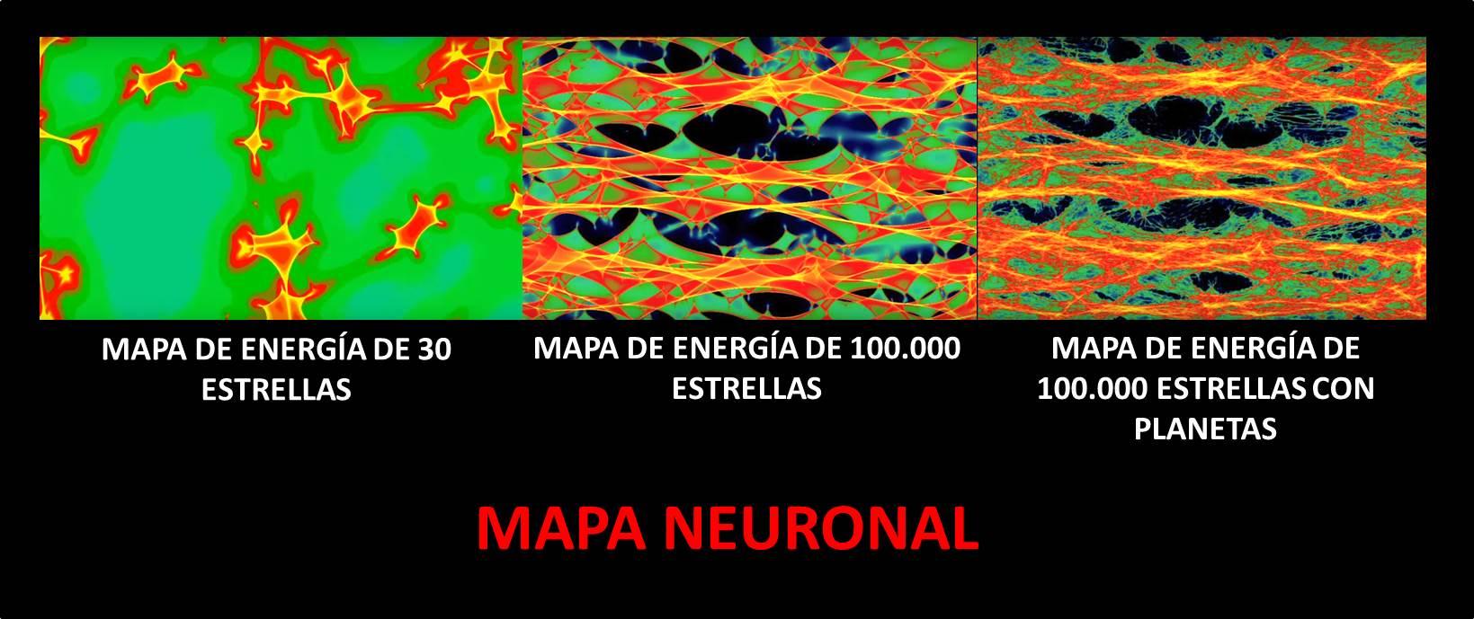 MapaNeuronal-MapaFísicaCuántica-MaritéRodríguez.InteligenciaCuántica-Neurociencia